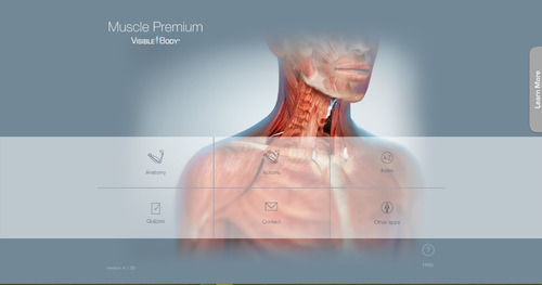 Visible Body 3d Muscle Premium 2 Cracked Iso