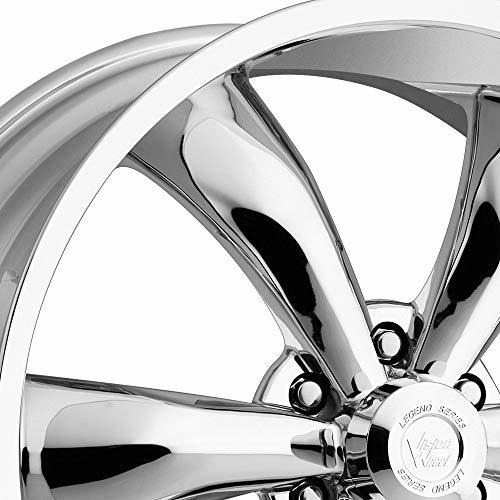 vision 142 legend6 rueda personalizada - cromo 22  x 9.5 , 1