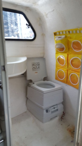 vision cabin 2009 con yamaha 90  muy equipada