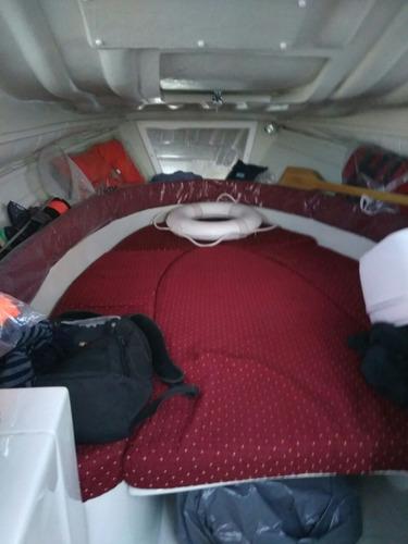 vision cabin 665 con mercury 115 4t como nueva!
