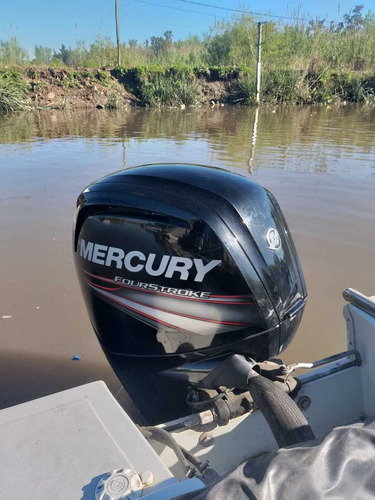 vision cabin 665 mercury 75 4t como nueva 45 hs