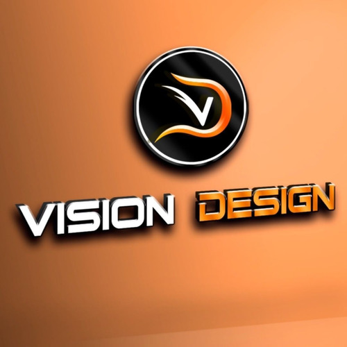 vision design logotipo e artes profissionais