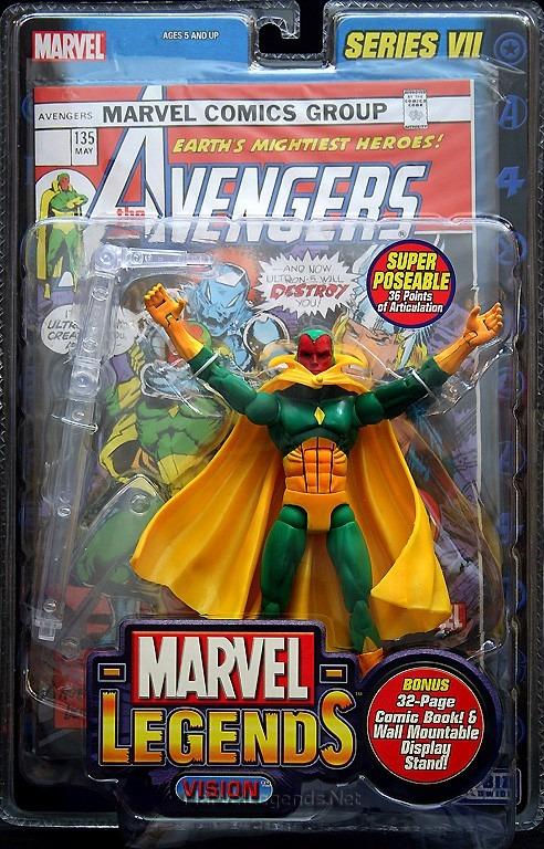 Serie Marvel