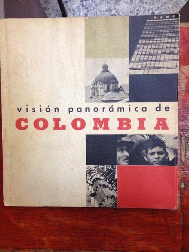 vision panorámica de colombia