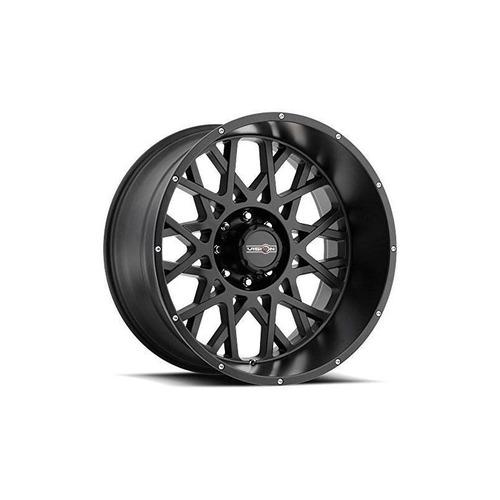 vision rocker 20x12 gris negro rueda / rim 5x5.5 con un desp