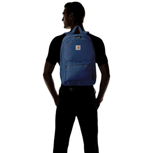 visit the carhartt store mochila trade series, azul