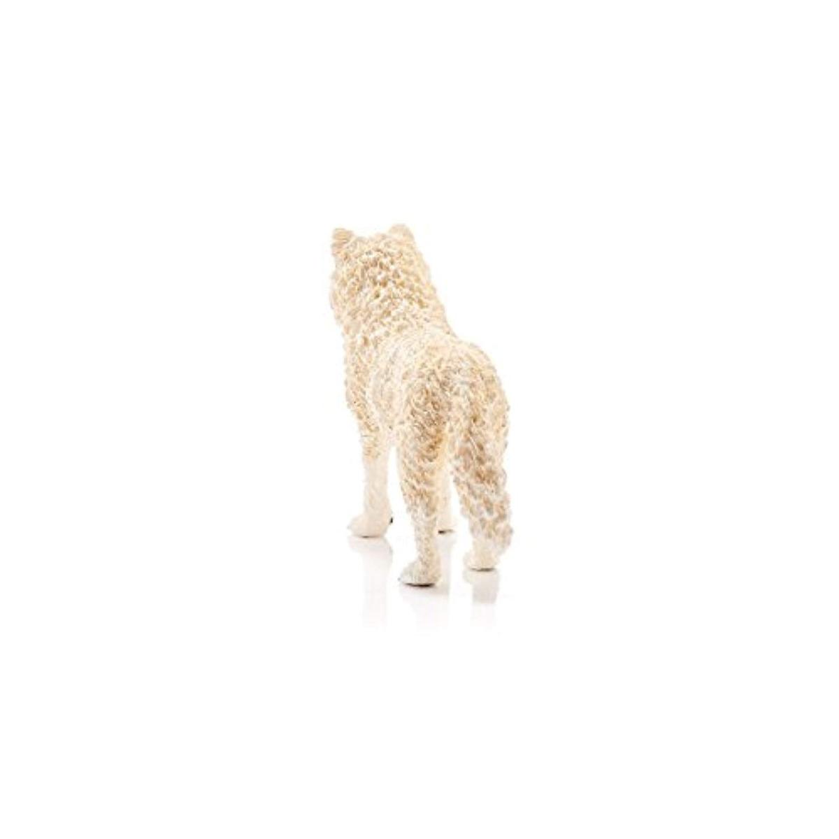 ARCTIC Wolf Schleich Wild Life figura-modello 14742