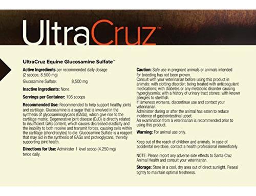 visit the ultracruz store equine glucosamine