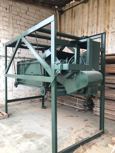 visita venta equipamiento aserradero - fabrica briquetas