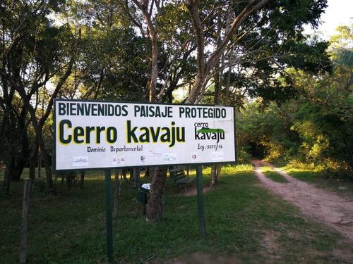 visite parque kunu¿u renda, a 7 km. de caacupé