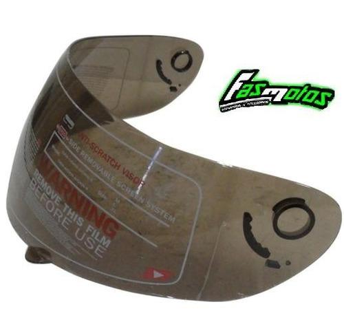 visor casco rebatible okinoi1 varias tonalidades - fas motos