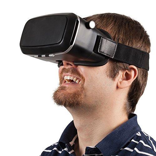 visor de realidad virtual bobo vr pro cardboard