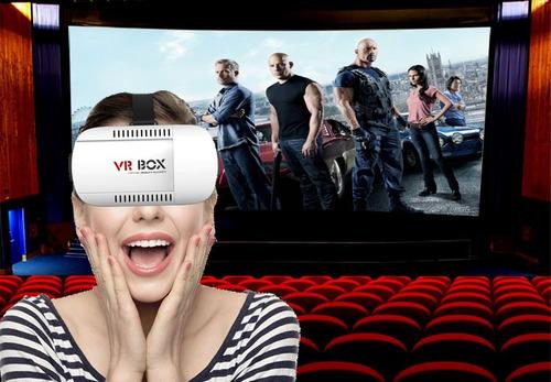 visor de realidad virtual vr-box