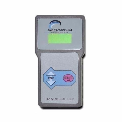 visor fiscal handheld 1000