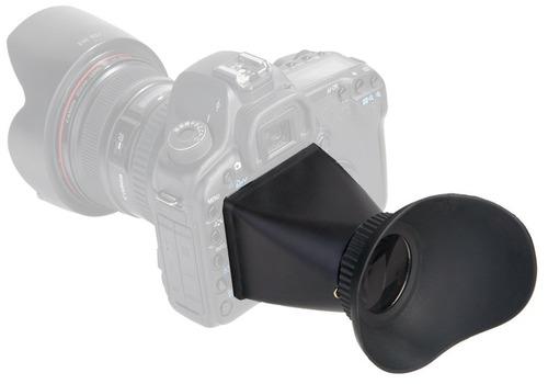 visor lcd viewfinder v2 para canon 550d, 5diii
