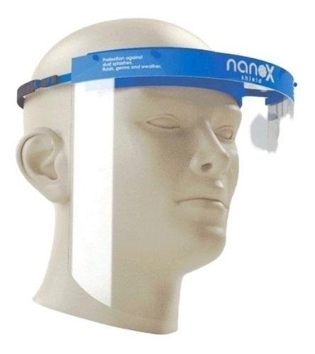 visor protector facial sin humedad reutilizable profesional