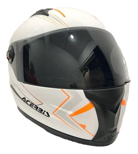 visor repuesto casco acerbis  motoscba