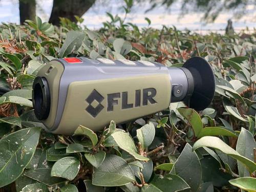 visor térmico flir scout ii 320