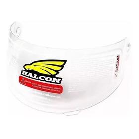 Visor Transparente Casco Halcon H57