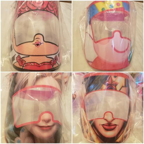 visores protectores faciales