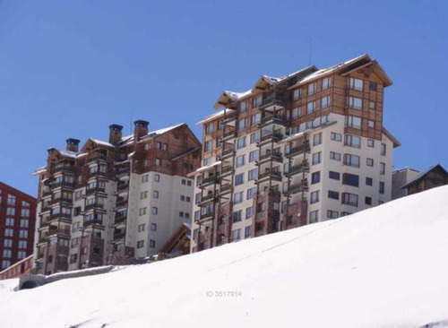 vista a canchas - valle nevado