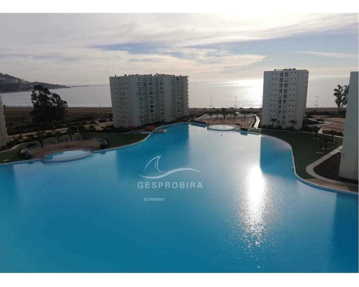 vista al mar venta departamento papudo laguna gesprobira p85