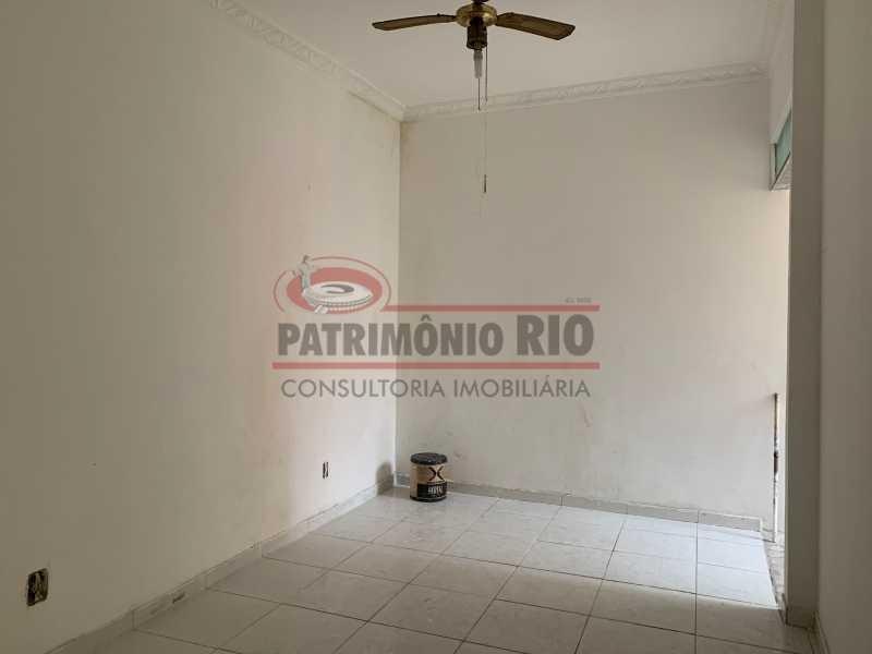 vista alegre - apartamento tipo casa - 2qtos - no pólo gastronômica - paap23158