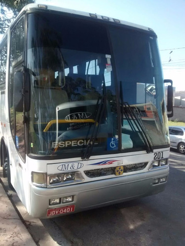 vista bus 2001 volvo 53lg \ neobus thanders plus 9-150 32lg