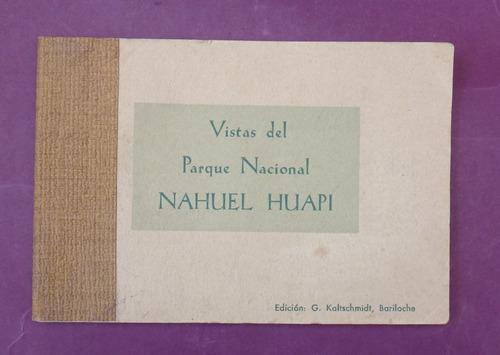 vista del parque nacional nahuel huapi - kaltschmidt