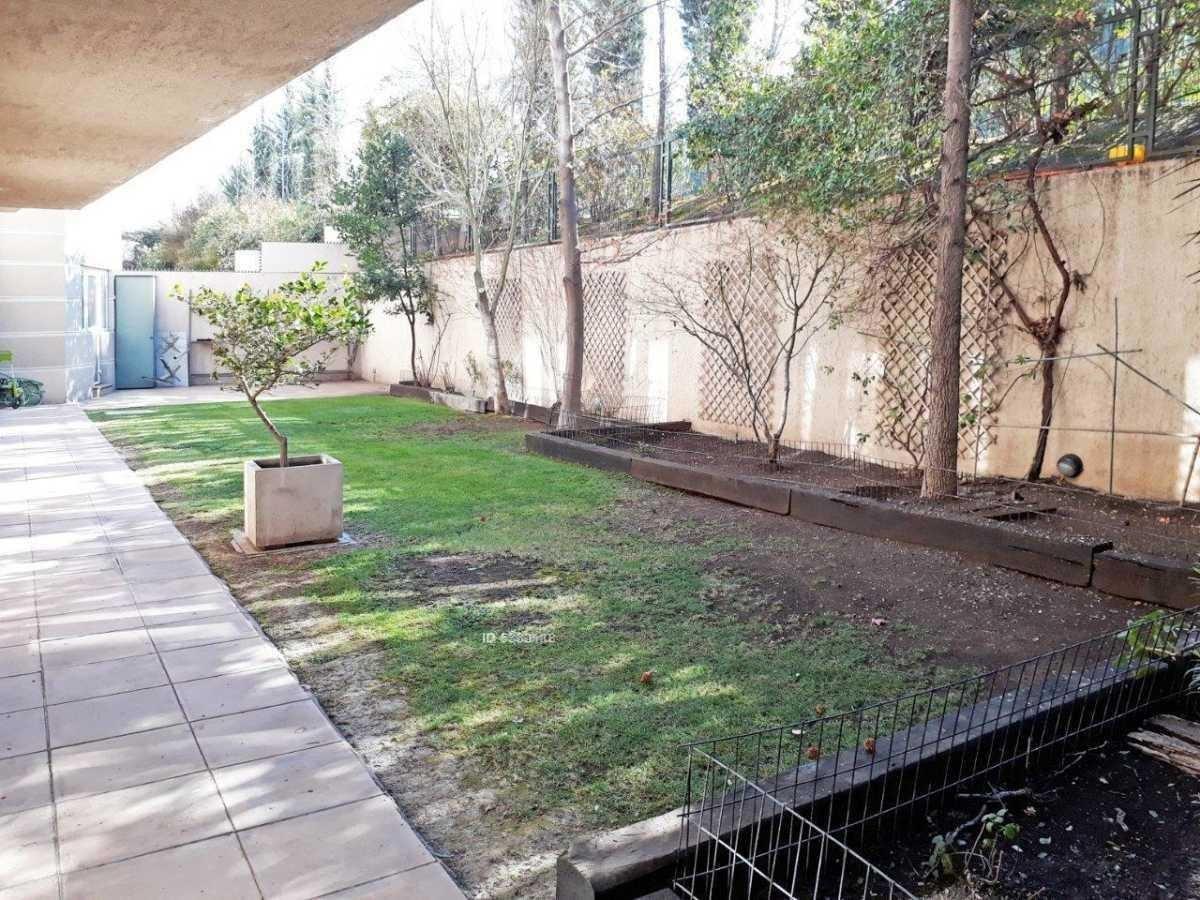 vista / departamento de lujo / raimundo larrain / jardin privado
