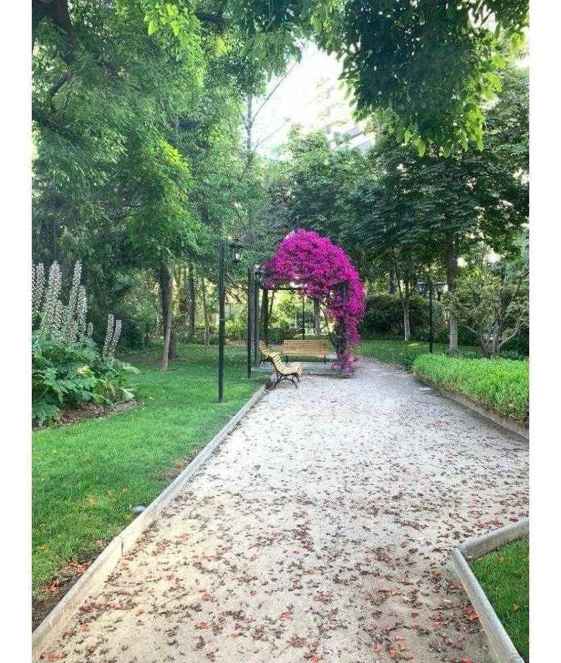 vista despejada un amplio y clasico dpto en barrio el golf de 4 dormitorios completos y edificio cuenta con 5000 mts de jardín