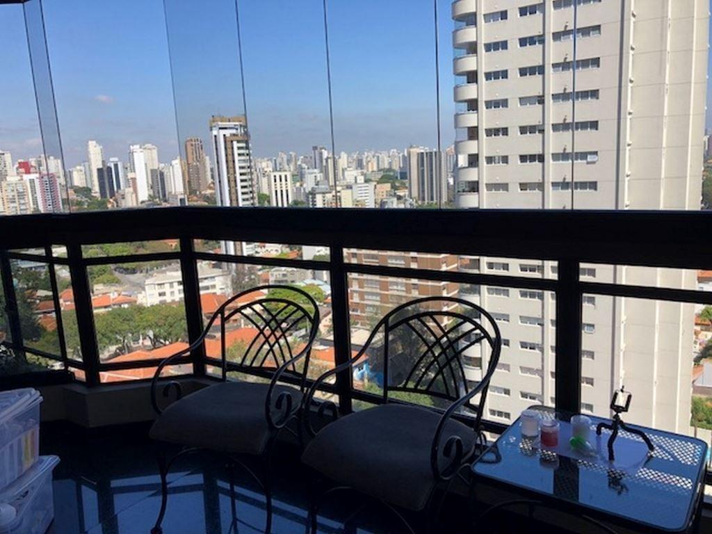 vista fantástica para o parque do ibirapuera - 345-im92314