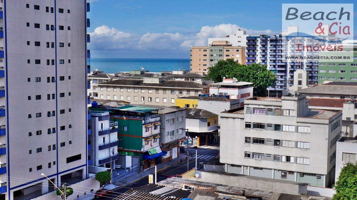 vista-mar, 1 dorm, ocian, praia grande, r$ 160 mil, ap00600 - vap00600