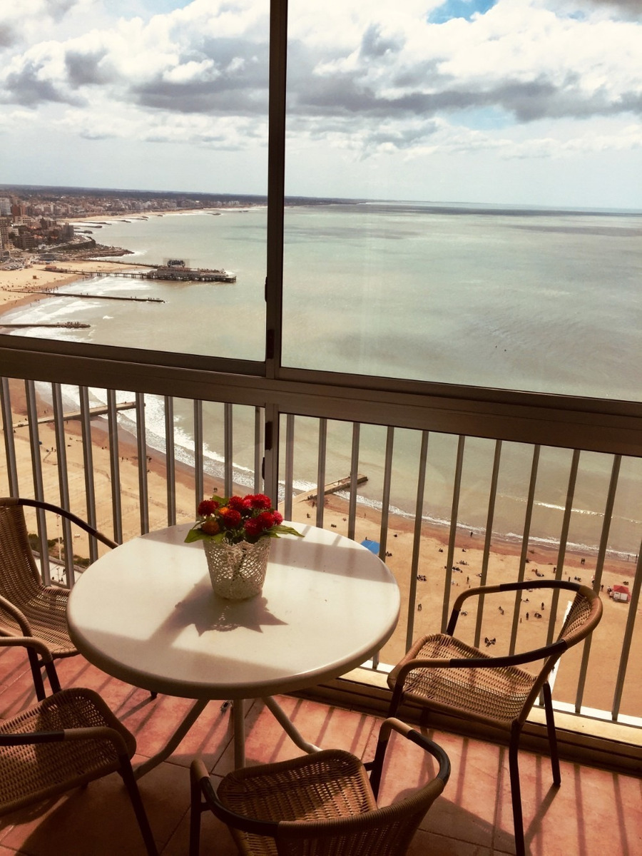 vista panoramica al mar- edificio havanna - semana-quincena