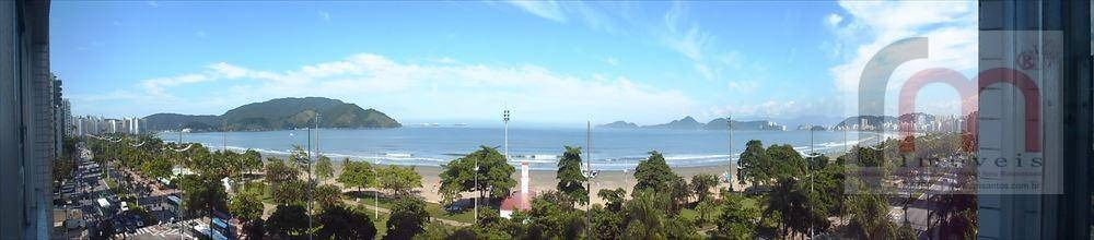 vista panoramica da praia!!lazer , ao lado do shopping praia mar.em frente ao mar. - codigo: ap1254 - ap1254