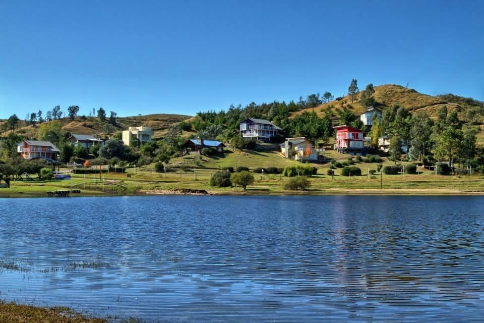 vista panorámica en valle azul country club