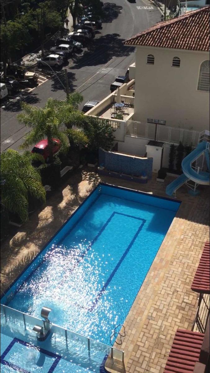vista panorâmica no melhor residencial de aguas de lindóia