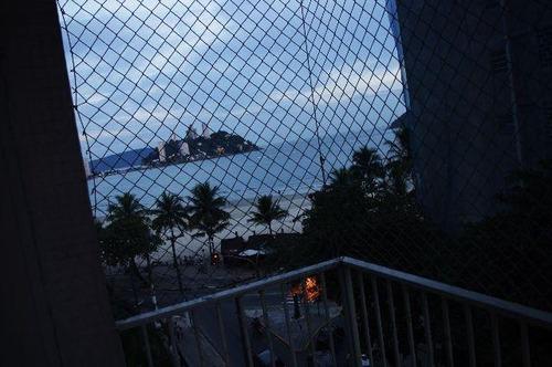 vista para o mar  / ótima localização - ap0931