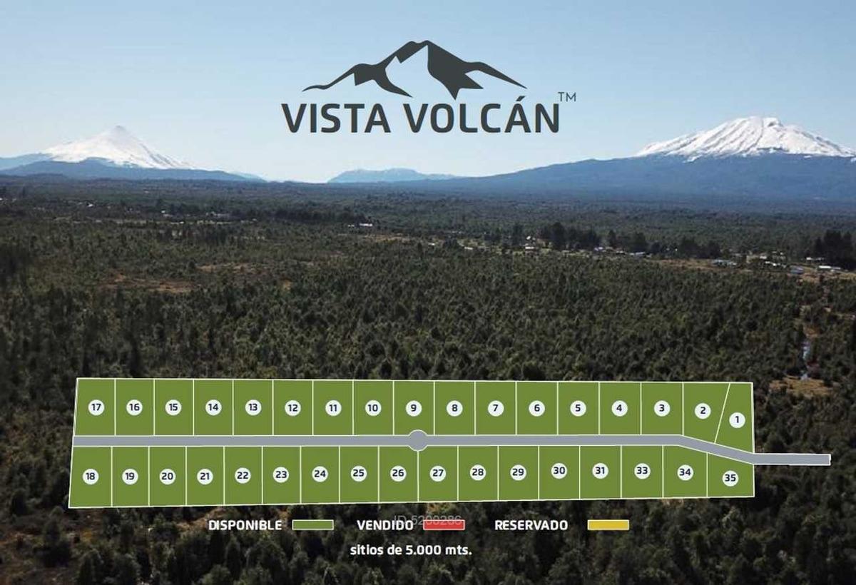 vista volcán - puerto varas