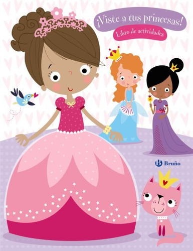 ¡viste a tus princesas!(libro infantil y juvenil)