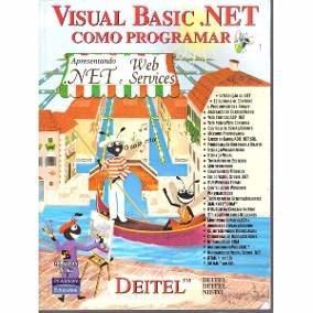 visual basic.net como programar - h. m. deitel