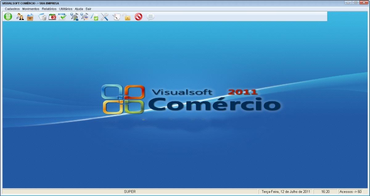 visualsoft comercio 2011