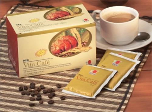 vita café, dxn, orgánico, 6 en 1