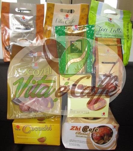 vita café dxn, productos dxn