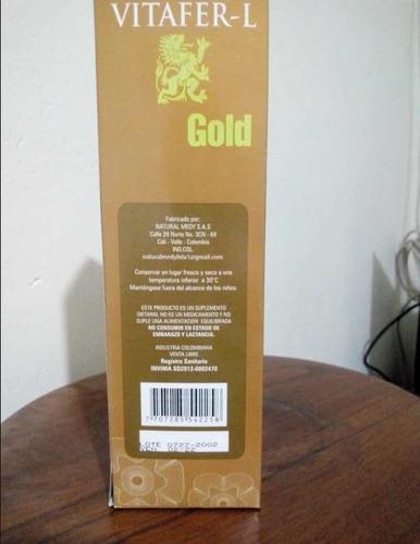 vitafer l gold 500ml