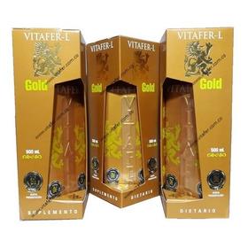 Vitafer X 3 Frascos + Regalo - L a $16