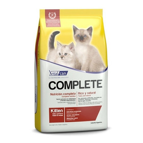 Vital Can Complete Gato Kitten X 7.5kg Envío Gratis La Plata