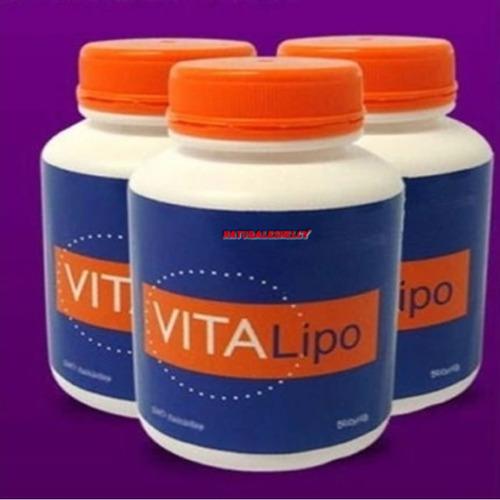 vitalipo adelgazar de forma segura y natural invima