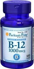 vitamina b 12 b12 b-12 100tab cianocobalamina 1000mcg