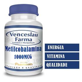 Vitamina B12 (metilcobalamina 1000mcg ) C/120